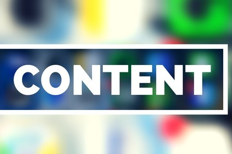 Content And The Modern Marketer