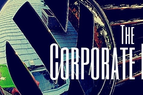 The Corporate Logo: VW