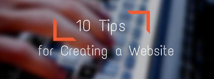 10 Tips - website