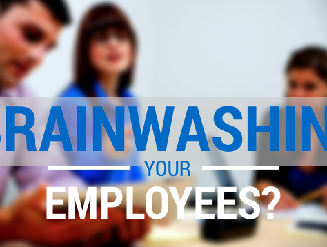 Brainwashing Your Employees With The Brand? – Good Job!