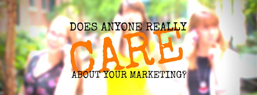 DOES ANYONE REALLY CARE?