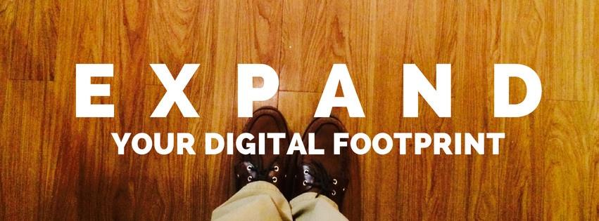 E X P A N D your footprint