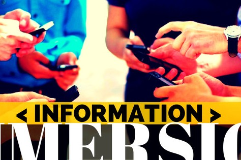 Online Information Immersion Makes For A Sharper, More Valuable Employee