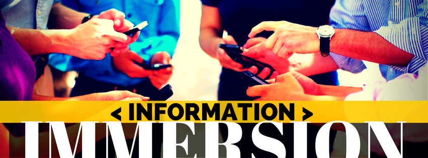 information imeersion