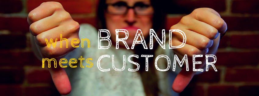 when brand meets customer