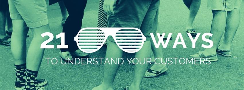 21 ways to understand