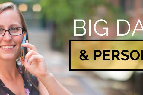 Big Data And Marketing Personas – A Perfect Match?
