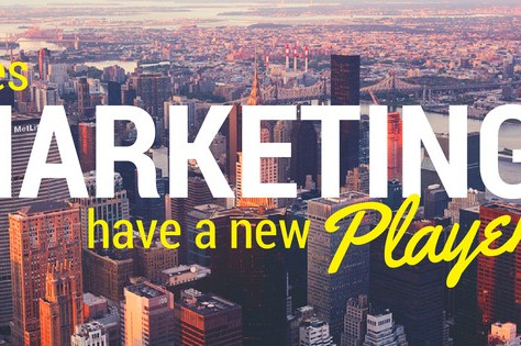 Does Marketing Have A New Player?