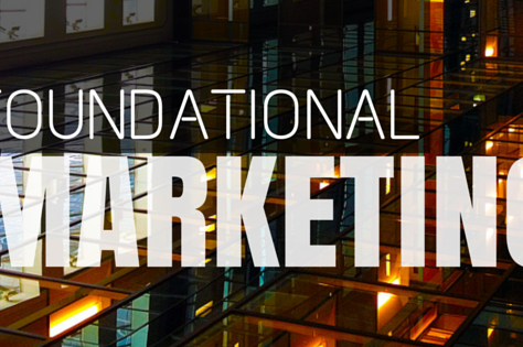 Have You Constructed A Marketing Foundation?
