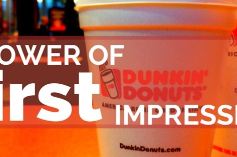 The Power Of First Impressions
