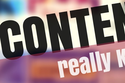 Is Content Really King? – Hmm…