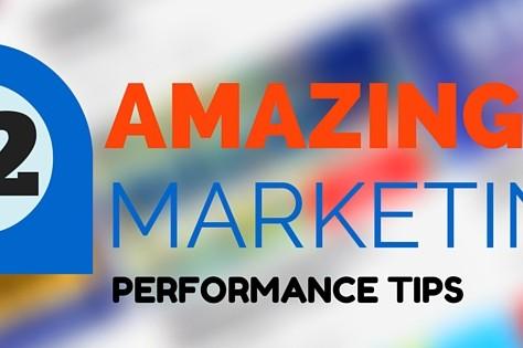 12 Amazing Marketing Performance Tips