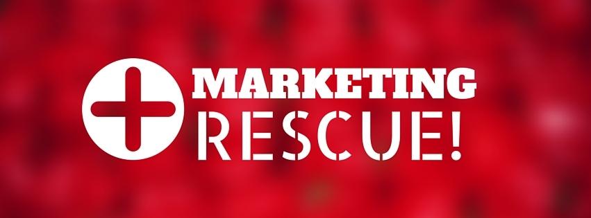 Marketing Rescue