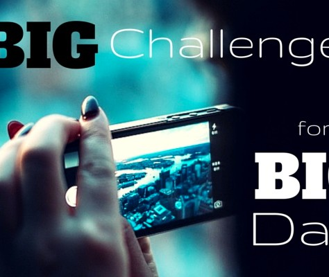 Big Challenges For Big Data