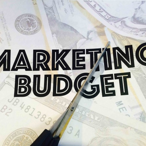 Money Is Tight, Start Cutting Your Marketing Budget  (Part 1)