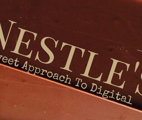 Nestlé's Sweet Approach To Digital