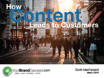 How Content Leads To Customers